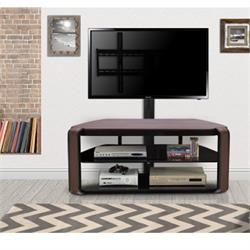 "Otis TV STAND (holds up to 55"") Rustic Expresso TF355WRE Image"