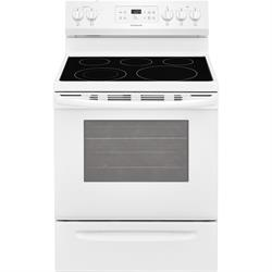 SMOOTHTOP WHITE  ELECTRIC RANGE FFEF3054TW Image